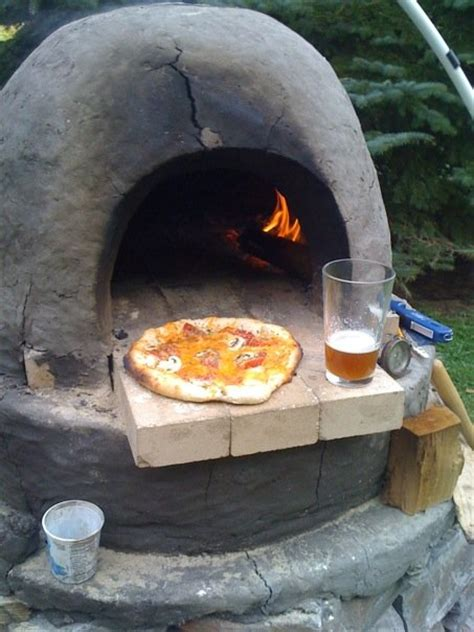 backyard pizza oven diy the cob oven project diy outdoor kitchen pizza oven