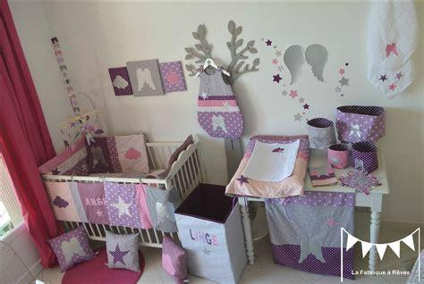 deco chambre bebe fille violet d 233 coration chambre b 233 b 233 fille mauve violet parme
