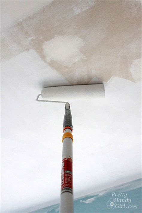 Popcorn Ceiling Paint Roller by Scraping Your Own Popcorn Ceilings It S A But