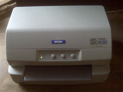 Printer Passbook printer passbook epson plq 20 harga epson plq 20