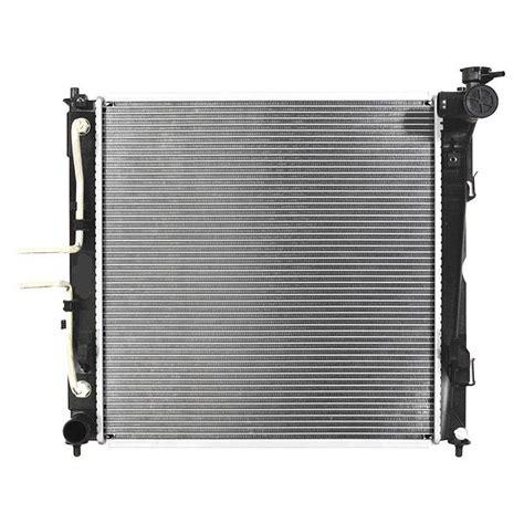 apdi hyundai sonata  engine coolant radiator