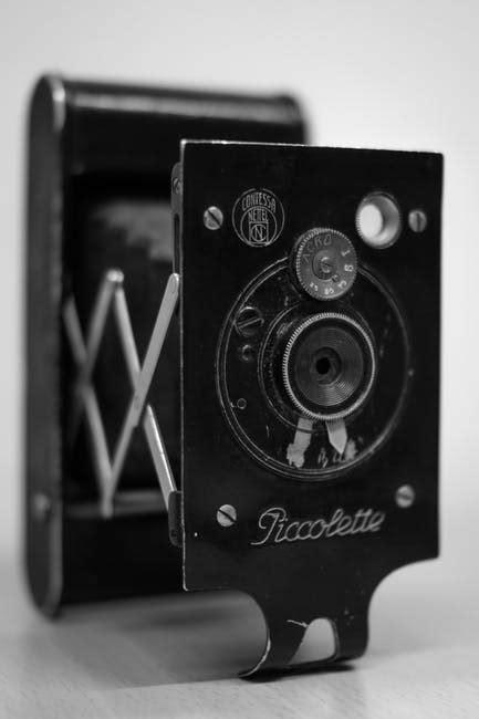 Vintage Camera · Free Stock Photo