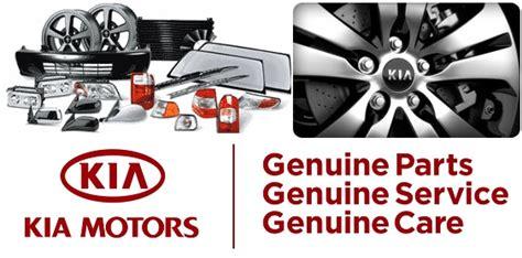 Kia Genuine Accessories Auto Tips