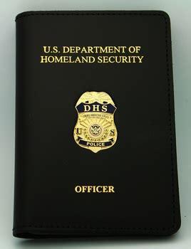 federal protective service credential mini