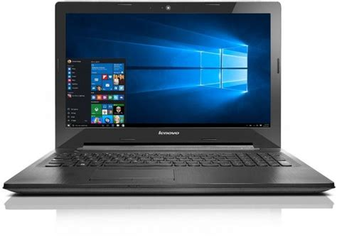 Laptop Lenovo 500 I3 lenovo g5080 laptop intel i3 4005u 15 6 inch 500gb 4gb win 10 black price review