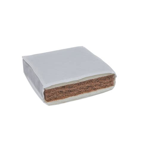 jalousie 70 x 140 tutti bambini coir fibre cot bed mattress 70 x 140 cm