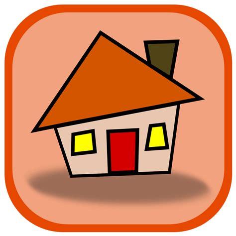 Icon Clipart home icon rooweb clipart