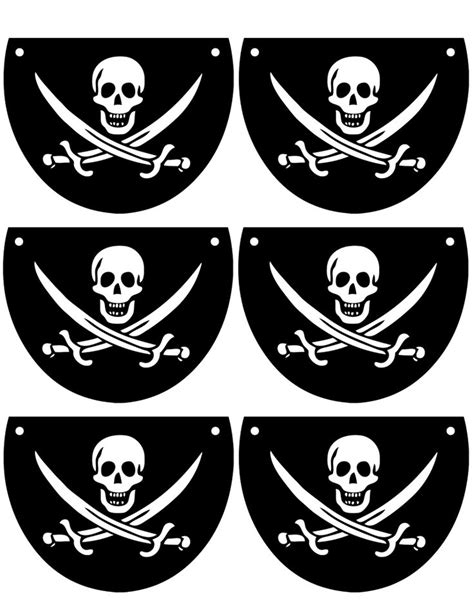 pirate eye patch template in need of eye patches for your next pirate photo