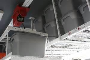 Garage Storage Hoist Platform Garage Storage Platform The Garage Organization Company