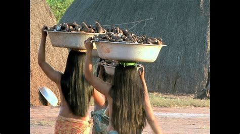 Wants To Add An To Tribe by Kalapalo Tribe Alto Xingu River Beautiful In