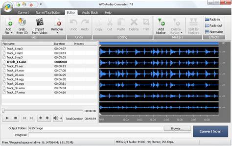audiobook format avs audio converter 8 0 2 541 free download software