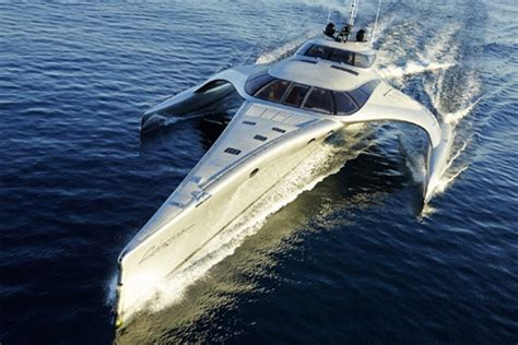 trimaran jet boat dream boats 15 insanely luxurious super yacht designs