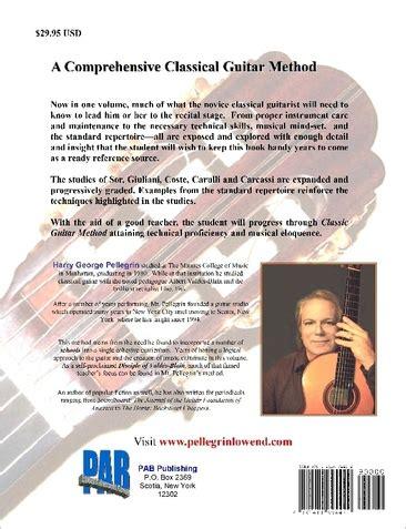 Guitar Method Volume 1 Novice harry pellegrin author musician guitar lessons ny capitol