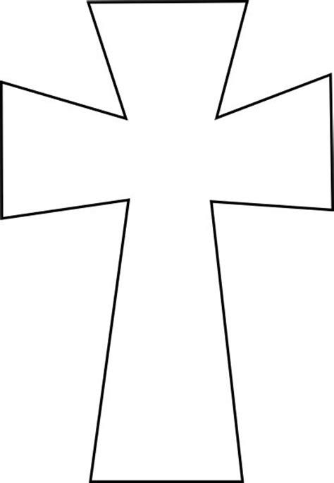 cross template 17 best images about crosses clip domain sons