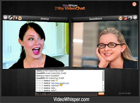 Live Vedio Chat Room by Moodle Plugins Directory 2 Way Chat