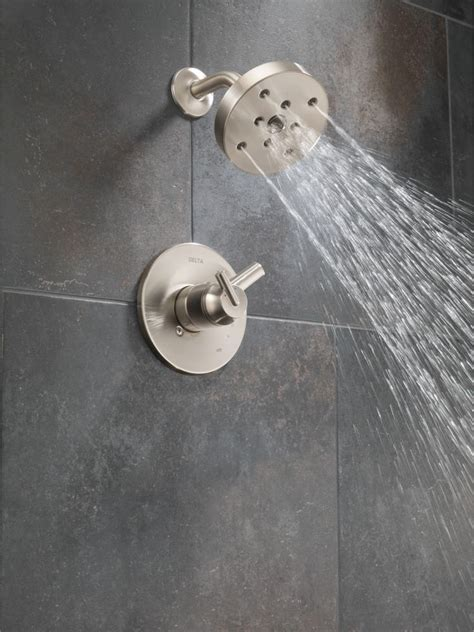 Delta Shower by Delta Faucet T17259 Cz Trinsic 17 Series Multichoice