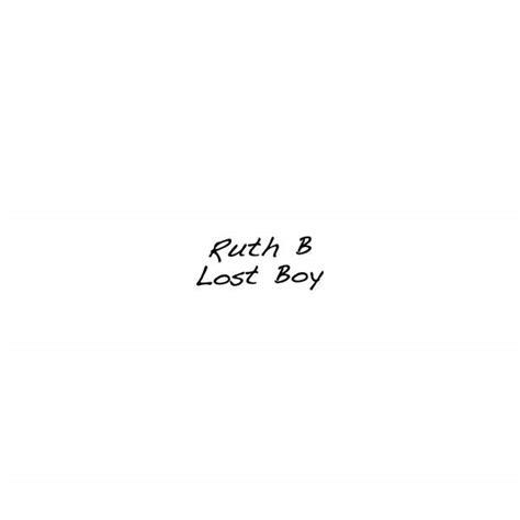 lost boy lost boy chords ruth b