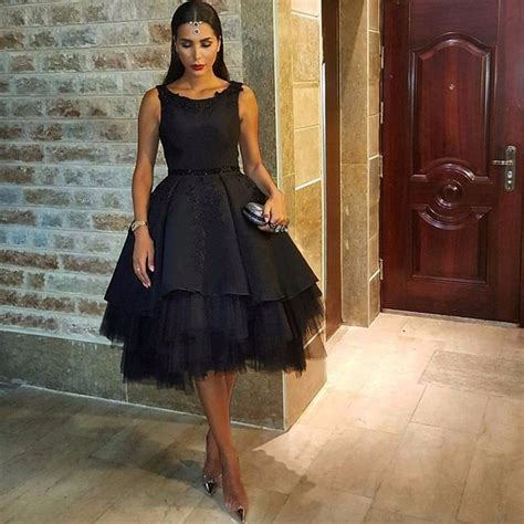Sequin Gown Couture Dress Gaun Tulle Anak High Fashion fashionable formal black 2016 evening dress gowns sequin appliques tulle