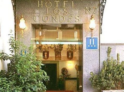 hotel best western madrid hotel best western los condes in madrid spanje