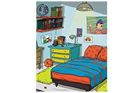 Bedroom Voice Dictionary Rooms
