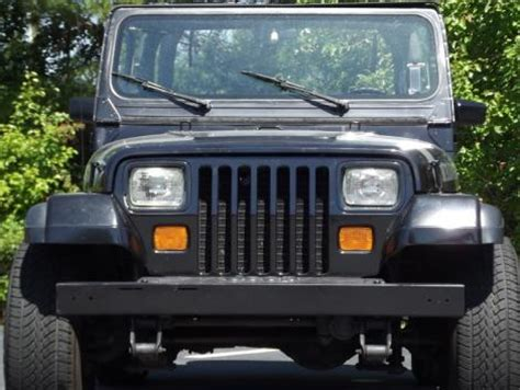 Jeep Wrangler For Sale 6000 1993 Jeep Wrangler Crossover For Sale In Raleigh Nc