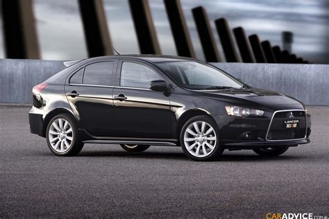 mitsubishi sportback mitsubishi lancer sportback photos informations articles