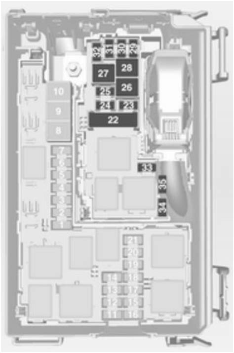 vauxhall vivaro fuse box location 33 wiring diagram