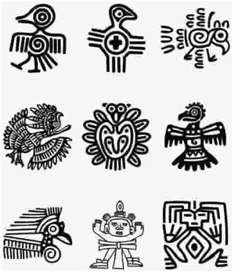 imagenes de simbolos foneticos imagenes de dibujos indigenas argentinos imagui