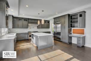 Charcoal Gray Kitchen Cabinets Charcoal Gray Kitchen Cabinets Transitional Kitchen Sir Development