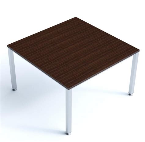 Square Meeting Table Vital Square Meeting Table Office Reality