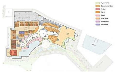 market mall floor plan phoenix market city chennai velachery shopping malls in