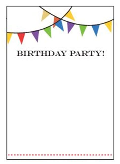 free birthday invitation template printable the 25 best ideas about invitation templates on