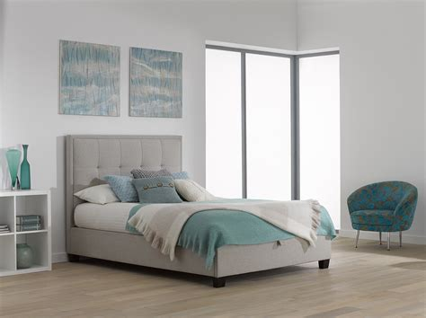 dreams ottoman bed dreams evert ottoman bed frame in oatmeal dreams