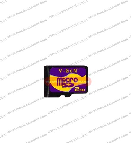 Microsd Vgen 16 Gb micro sd v 2gb