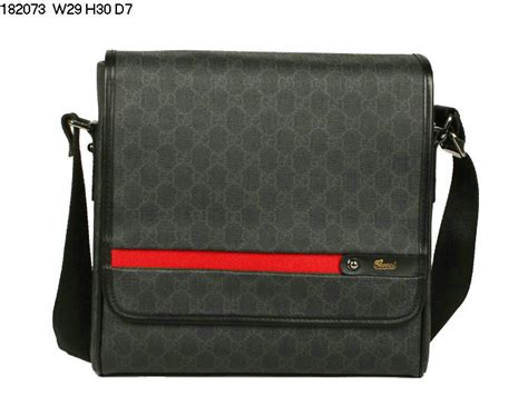 cheap gucci 182073 new mens messenger bag black for sale 189 00 want to buy