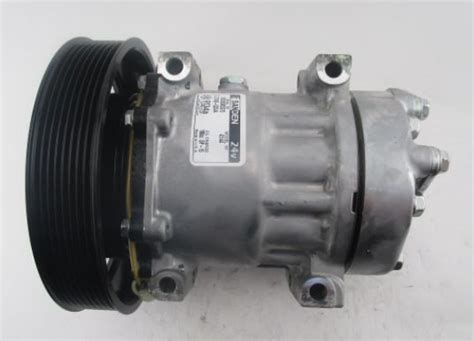 original sanden compressor super heavy duty