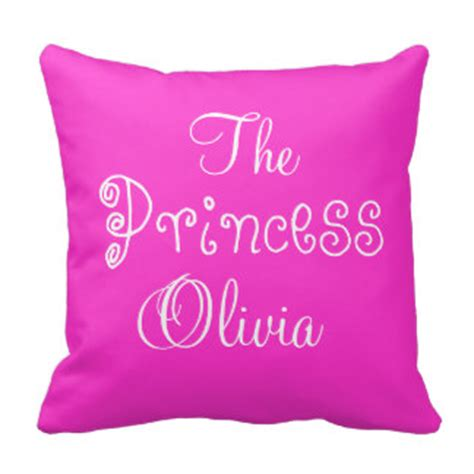 Meaning Of Pillow Princess by Pillows Decorative Throw Pillows Zazzle
