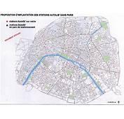 La Liste Et Carte Des Stations Autolib &224 Paris