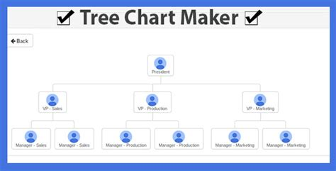 tree graph generator renovation home maintenance repair service theme