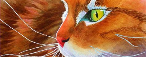painting cat whiskers your original maine coon cat whiskers painting
