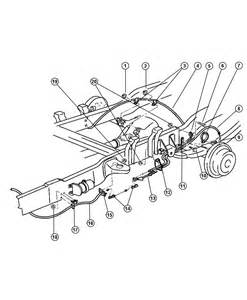 1996 Dodge Ram 1500 Brake Line Diagram Sketch Coloring Page sketch template