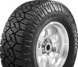 Truck Tires Nitto Nitto 28591 Exo Grappler Awt Light Truck Tire Lt285 70r17