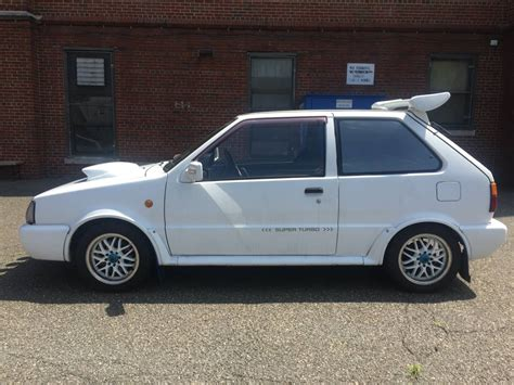Nissan Turbo by For Sale Nissan March Turbo Hotness Build Race