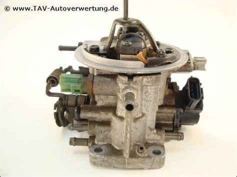 Suzuki G10 Engine Manual Central Injection Unit 1340060e50 Denso 1979300240 Suzuki