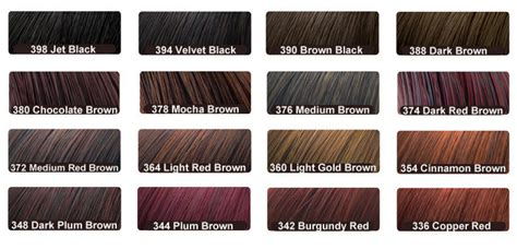adore color chart adore plus conditioning semi permanent hair color 3