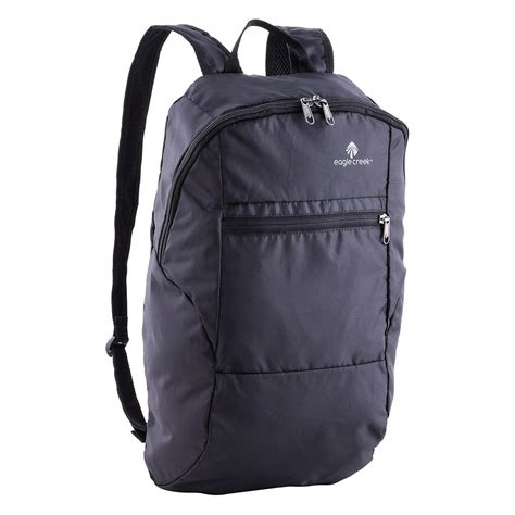 black daypack eagle creek black packable daypack the container store
