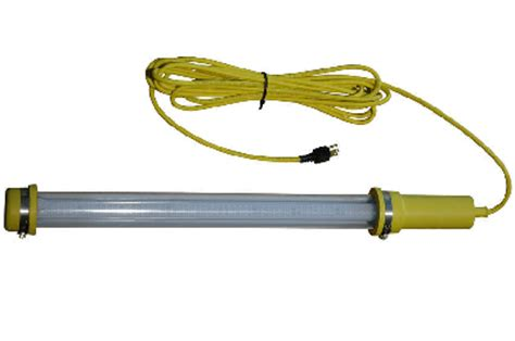 Led Drop Light by Larson Electronics Magnalight Adds Cool Running Led