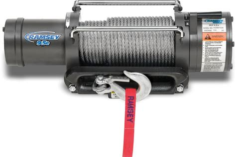 ramsey winch motor images