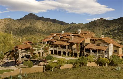 Square Feet Of 3 Car Garage by Scottsdale Mansions Amp More
