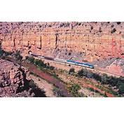 ILX Drive To Clarkdale Arizona Verde Canyon Railroad